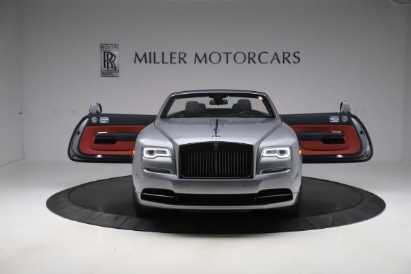 Used 2019 Rolls-Royce Dawn Black Badge for sale $355,900 at Bugatti of Greenwich in Greenwich CT 06830 9