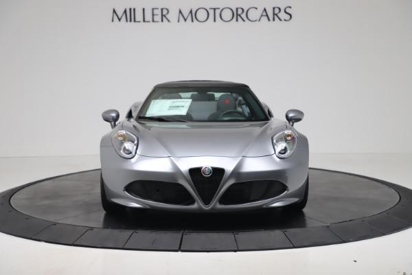 New 2020 Alfa Romeo 4C Spider for sale $78,795 at Bugatti of Greenwich in Greenwich CT 06830 11