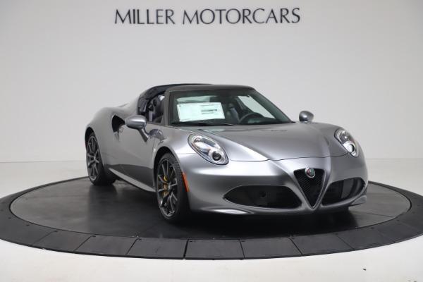 New 2020 Alfa Romeo 4C Spider for sale $78,795 at Bugatti of Greenwich in Greenwich CT 06830 15