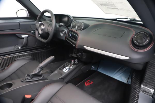 New 2020 Alfa Romeo 4C Spider for sale $78,795 at Bugatti of Greenwich in Greenwich CT 06830 23
