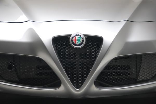 New 2020 Alfa Romeo 4C Spider for sale $78,795 at Bugatti of Greenwich in Greenwich CT 06830 26