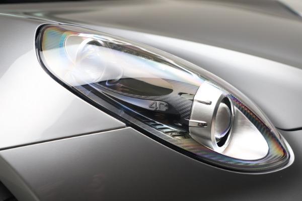 New 2020 Alfa Romeo 4C Spider for sale $78,795 at Bugatti of Greenwich in Greenwich CT 06830 27