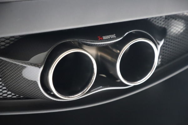 New 2020 Alfa Romeo 4C Spider for sale $78,795 at Bugatti of Greenwich in Greenwich CT 06830 28