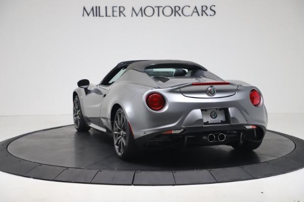 New 2020 Alfa Romeo 4C Spider for sale $78,795 at Bugatti of Greenwich in Greenwich CT 06830 5