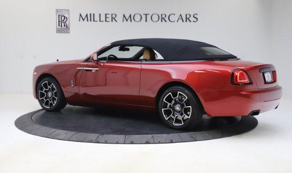 Used 2019 Rolls-Royce Dawn Black Badge for sale $349,900 at Bugatti of Greenwich in Greenwich CT 06830 13