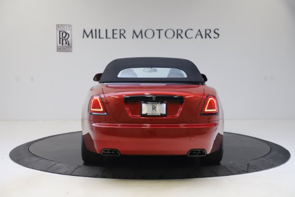 Used 2019 Rolls-Royce Dawn Black Badge for sale $349,900 at Bugatti of Greenwich in Greenwich CT 06830 14