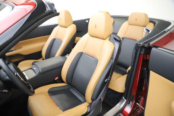 Used 2019 Rolls-Royce Dawn Black Badge for sale $349,900 at Bugatti of Greenwich in Greenwich CT 06830 19