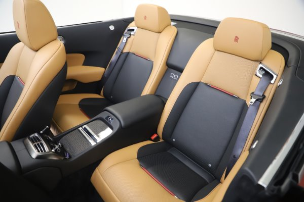 Used 2019 Rolls-Royce Dawn Black Badge for sale $349,900 at Bugatti of Greenwich in Greenwich CT 06830 21