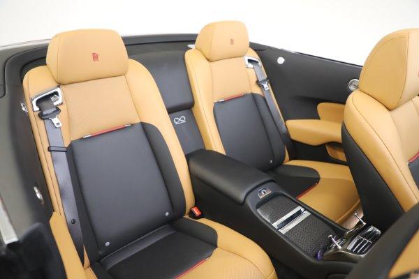 Used 2019 Rolls-Royce Dawn Black Badge for sale $349,900 at Bugatti of Greenwich in Greenwich CT 06830 22