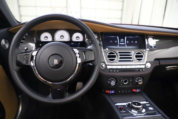 Used 2019 Rolls-Royce Dawn Black Badge for sale $349,900 at Bugatti of Greenwich in Greenwich CT 06830 23