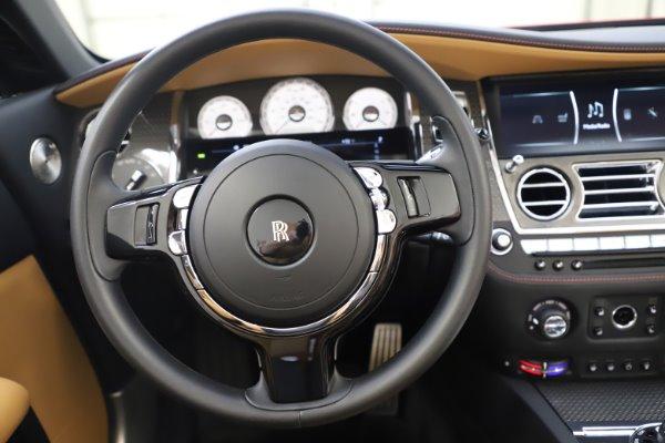Used 2019 Rolls-Royce Dawn Black Badge for sale $349,900 at Bugatti of Greenwich in Greenwich CT 06830 24