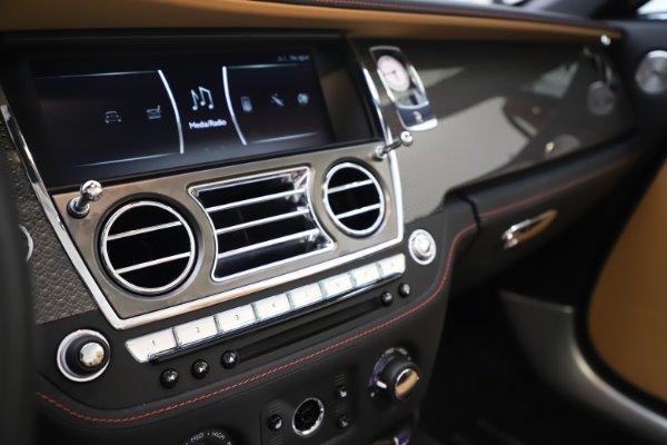 Used 2019 Rolls-Royce Dawn Black Badge for sale $349,900 at Bugatti of Greenwich in Greenwich CT 06830 26