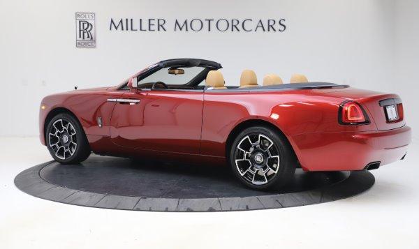 Used 2019 Rolls-Royce Dawn Black Badge for sale $349,900 at Bugatti of Greenwich in Greenwich CT 06830 4