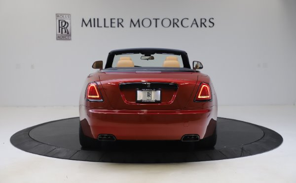 Used 2019 Rolls-Royce Dawn Black Badge for sale $349,900 at Bugatti of Greenwich in Greenwich CT 06830 5
