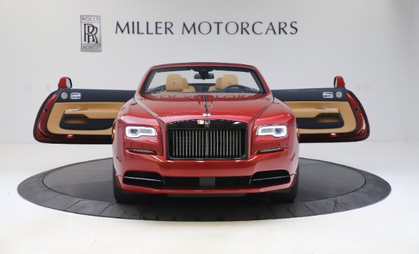 Used 2019 Rolls-Royce Dawn Black Badge for sale $349,900 at Bugatti of Greenwich in Greenwich CT 06830 9
