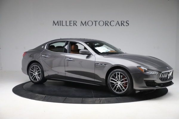 New 2020 Maserati Ghibli S Q4 for sale Sold at Bugatti of Greenwich in Greenwich CT 06830 10
