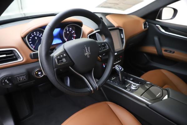 New 2020 Maserati Ghibli S Q4 for sale Sold at Bugatti of Greenwich in Greenwich CT 06830 13