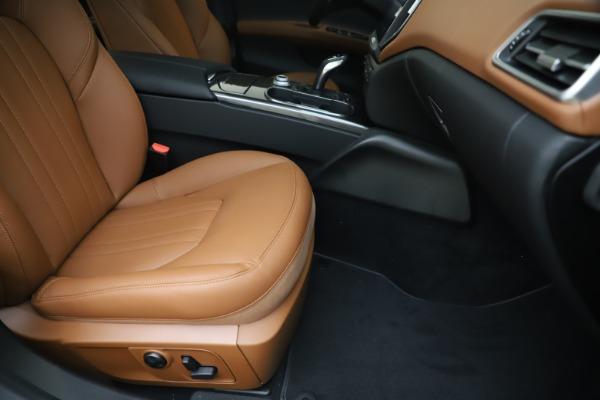 New 2020 Maserati Ghibli S Q4 for sale Sold at Bugatti of Greenwich in Greenwich CT 06830 24