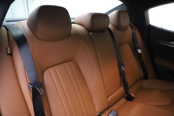 New 2020 Maserati Ghibli S Q4 for sale Sold at Bugatti of Greenwich in Greenwich CT 06830 26
