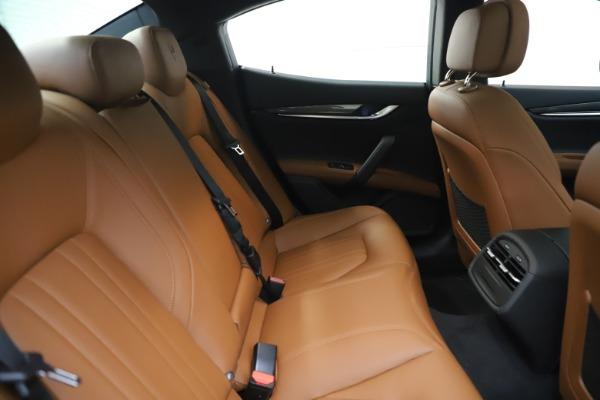 New 2020 Maserati Ghibli S Q4 for sale Sold at Bugatti of Greenwich in Greenwich CT 06830 27