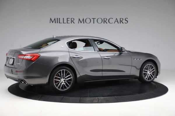 New 2020 Maserati Ghibli S Q4 for sale Sold at Bugatti of Greenwich in Greenwich CT 06830 8