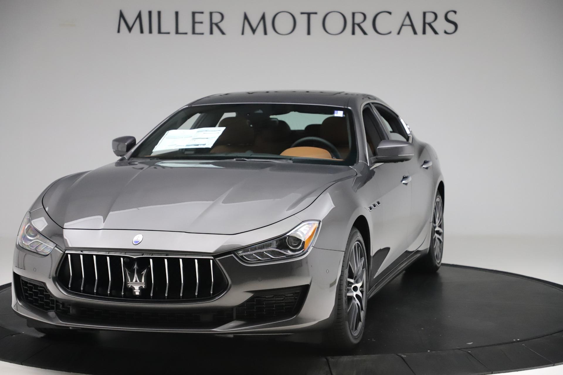 New 2020 Maserati Ghibli S Q4 for sale Sold at Bugatti of Greenwich in Greenwich CT 06830 1