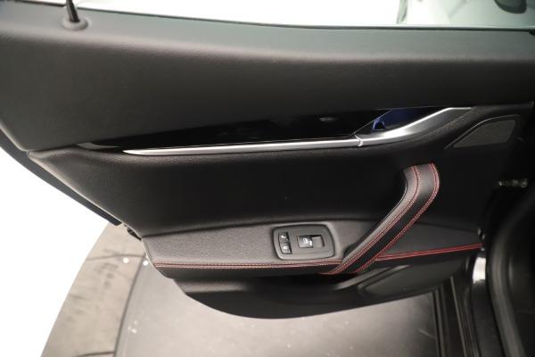New 2020 Maserati Ghibli S Q4 GranSport for sale $88,285 at Bugatti of Greenwich in Greenwich CT 06830 21