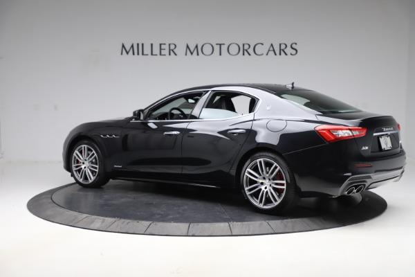 New 2020 Maserati Ghibli S Q4 GranSport for sale $88,285 at Bugatti of Greenwich in Greenwich CT 06830 4