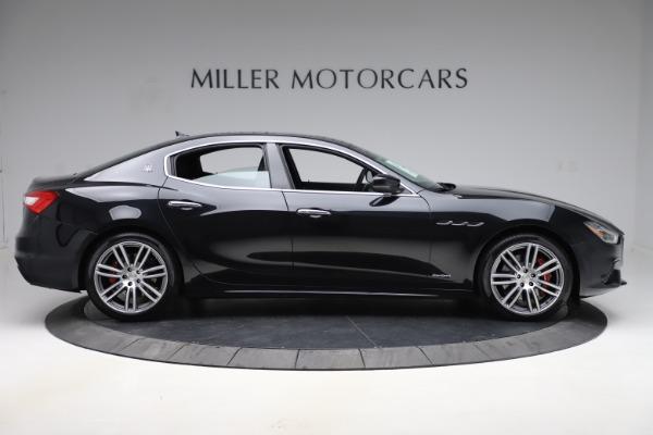 New 2020 Maserati Ghibli S Q4 GranSport for sale $88,285 at Bugatti of Greenwich in Greenwich CT 06830 9