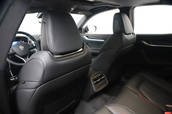 New 2020 Maserati Ghibli S Q4 GranSport for sale $95,785 at Bugatti of Greenwich in Greenwich CT 06830 19