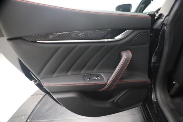 New 2020 Maserati Ghibli S Q4 GranSport for sale $95,785 at Bugatti of Greenwich in Greenwich CT 06830 20