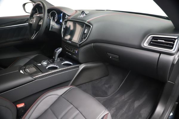 New 2020 Maserati Ghibli S Q4 GranSport for sale $95,785 at Bugatti of Greenwich in Greenwich CT 06830 21