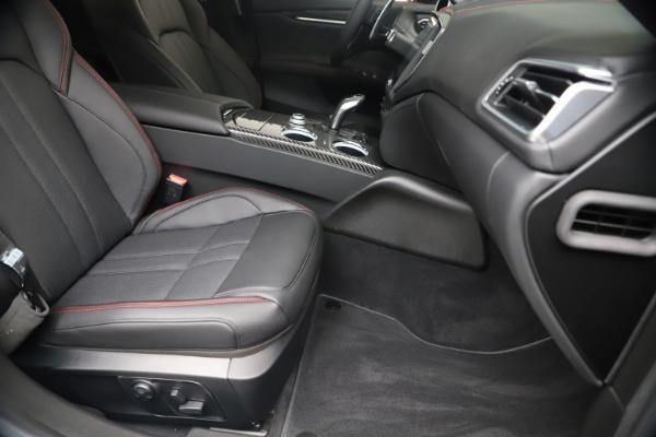 New 2020 Maserati Ghibli S Q4 GranSport for sale $95,785 at Bugatti of Greenwich in Greenwich CT 06830 23