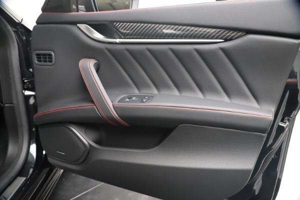New 2020 Maserati Ghibli S Q4 GranSport for sale $95,785 at Bugatti of Greenwich in Greenwich CT 06830 24