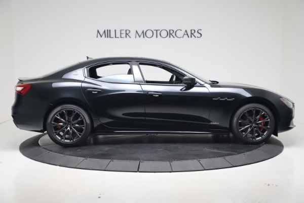 New 2020 Maserati Ghibli S Q4 GranSport for sale $95,785 at Bugatti of Greenwich in Greenwich CT 06830 8