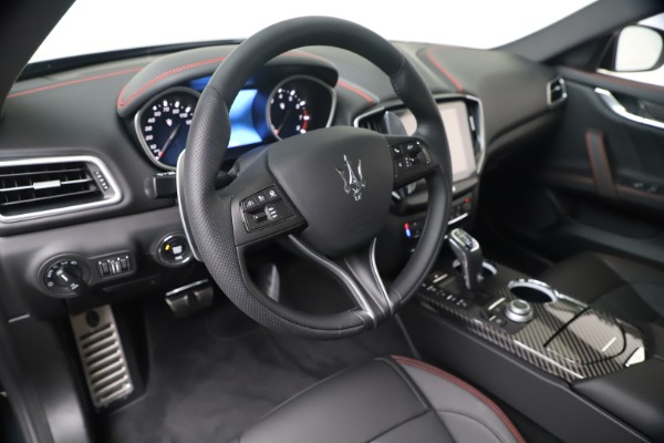 New 2020 Maserati Ghibli S Q4 GranSport for sale $95,785 at Bugatti of Greenwich in Greenwich CT 06830 12