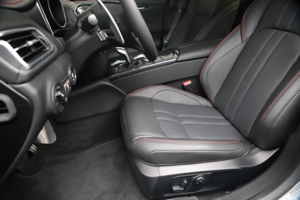 New 2020 Maserati Ghibli S Q4 GranSport for sale $95,785 at Bugatti of Greenwich in Greenwich CT 06830 14