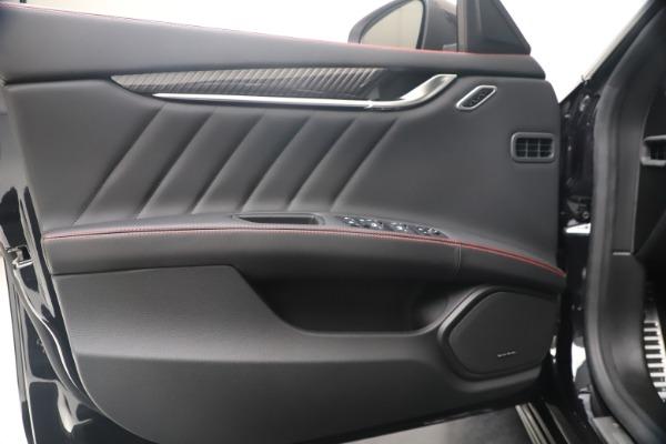 New 2020 Maserati Ghibli S Q4 GranSport for sale $95,785 at Bugatti of Greenwich in Greenwich CT 06830 16