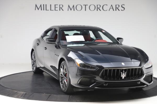 New 2020 Maserati Ghibli S Q4 GranSport for sale $94,785 at Bugatti of Greenwich in Greenwich CT 06830 11