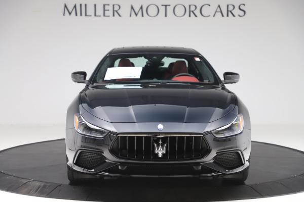 New 2020 Maserati Ghibli S Q4 GranSport for sale $94,785 at Bugatti of Greenwich in Greenwich CT 06830 12