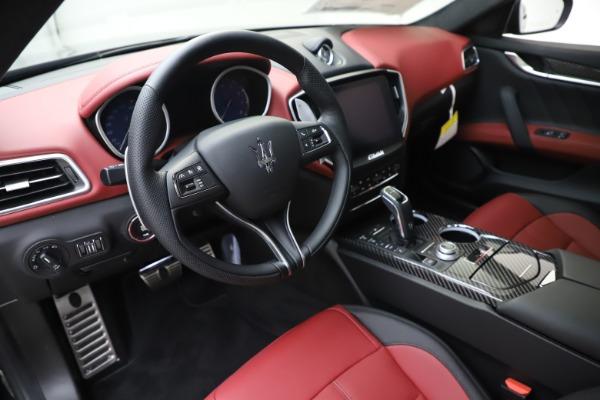 New 2020 Maserati Ghibli S Q4 GranSport for sale $94,785 at Bugatti of Greenwich in Greenwich CT 06830 13