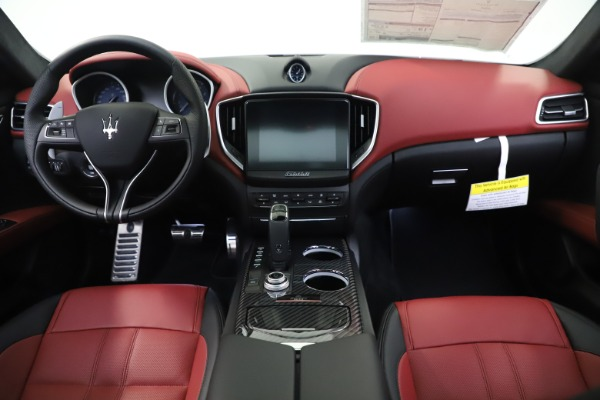 New 2020 Maserati Ghibli S Q4 GranSport for sale $94,785 at Bugatti of Greenwich in Greenwich CT 06830 16