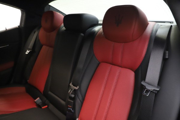 New 2020 Maserati Ghibli S Q4 GranSport for sale $94,785 at Bugatti of Greenwich in Greenwich CT 06830 18