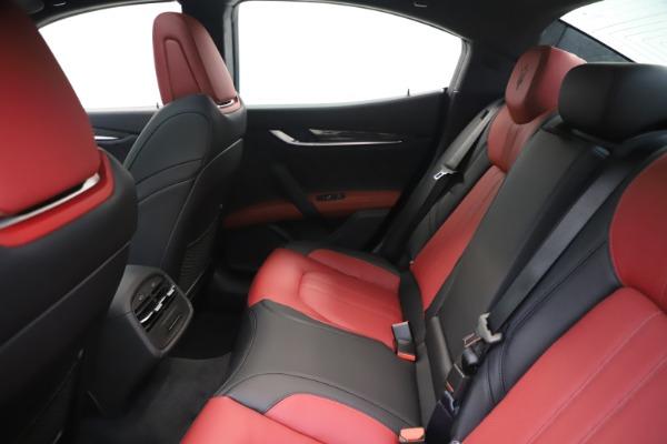 New 2020 Maserati Ghibli S Q4 GranSport for sale $94,785 at Bugatti of Greenwich in Greenwich CT 06830 19
