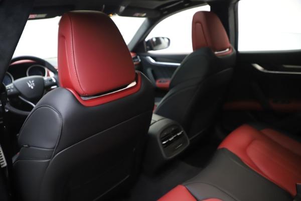 New 2020 Maserati Ghibli S Q4 GranSport for sale $94,785 at Bugatti of Greenwich in Greenwich CT 06830 20