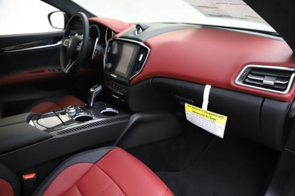New 2020 Maserati Ghibli S Q4 GranSport for sale $94,785 at Bugatti of Greenwich in Greenwich CT 06830 22
