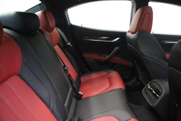 New 2020 Maserati Ghibli S Q4 GranSport for sale $94,785 at Bugatti of Greenwich in Greenwich CT 06830 27