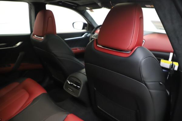 New 2020 Maserati Ghibli S Q4 GranSport for sale $94,785 at Bugatti of Greenwich in Greenwich CT 06830 28