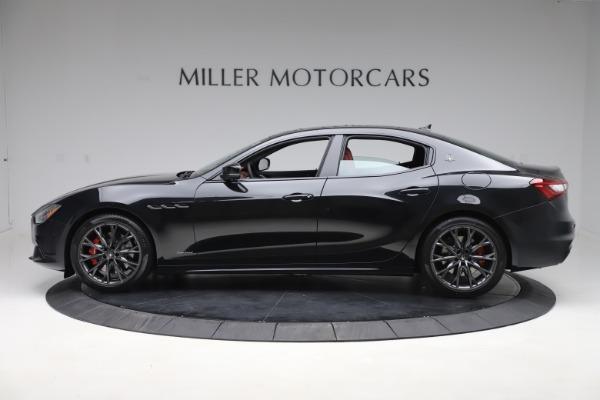 New 2020 Maserati Ghibli S Q4 GranSport for sale $94,785 at Bugatti of Greenwich in Greenwich CT 06830 3