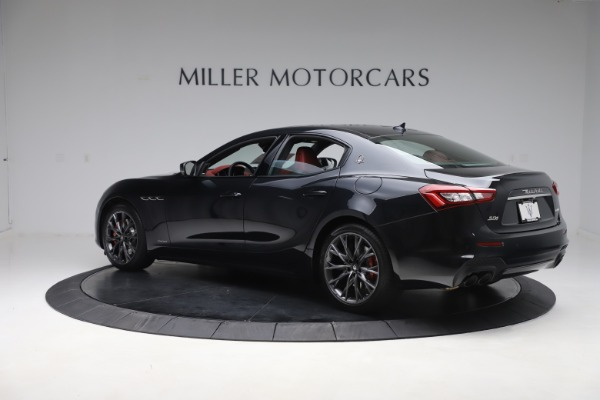 New 2020 Maserati Ghibli S Q4 GranSport for sale $94,785 at Bugatti of Greenwich in Greenwich CT 06830 4